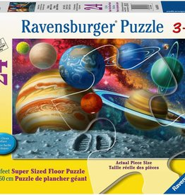 Ravensburger 24pc Floor Puzzle Stepping into Space