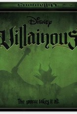 Ravensburger Disney Villainous The Worst Takes It All