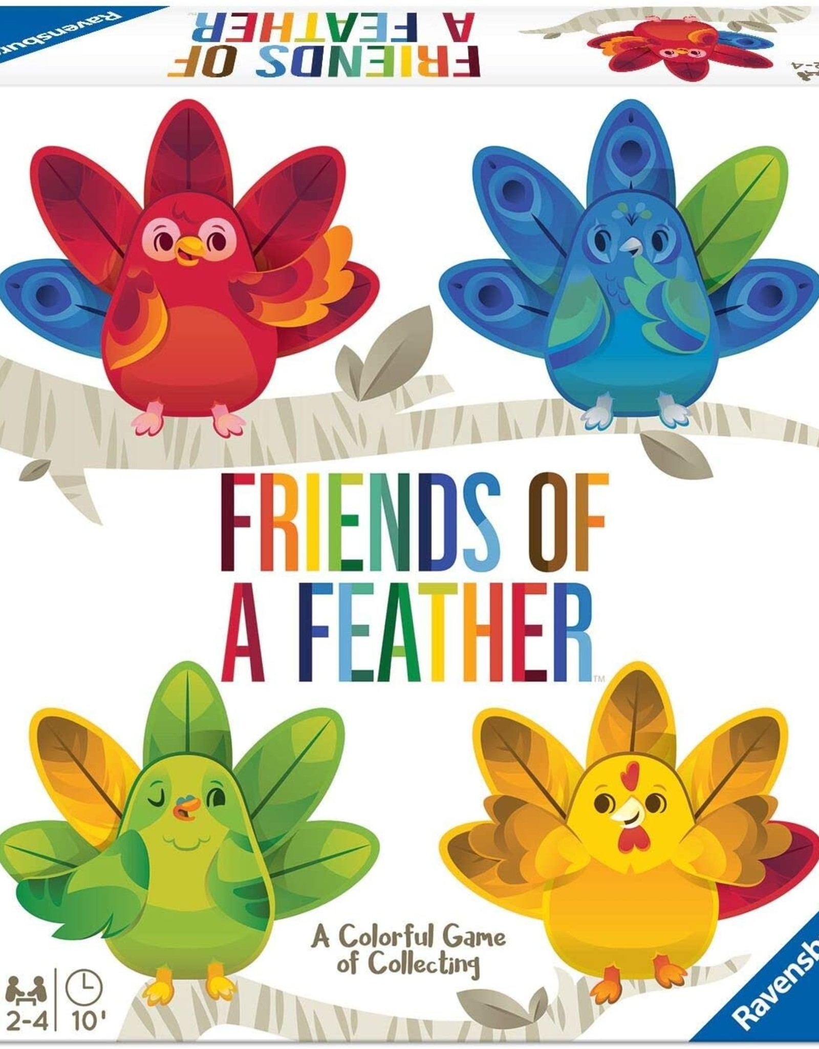 Ravensburger Friends of a Feather Game 3+