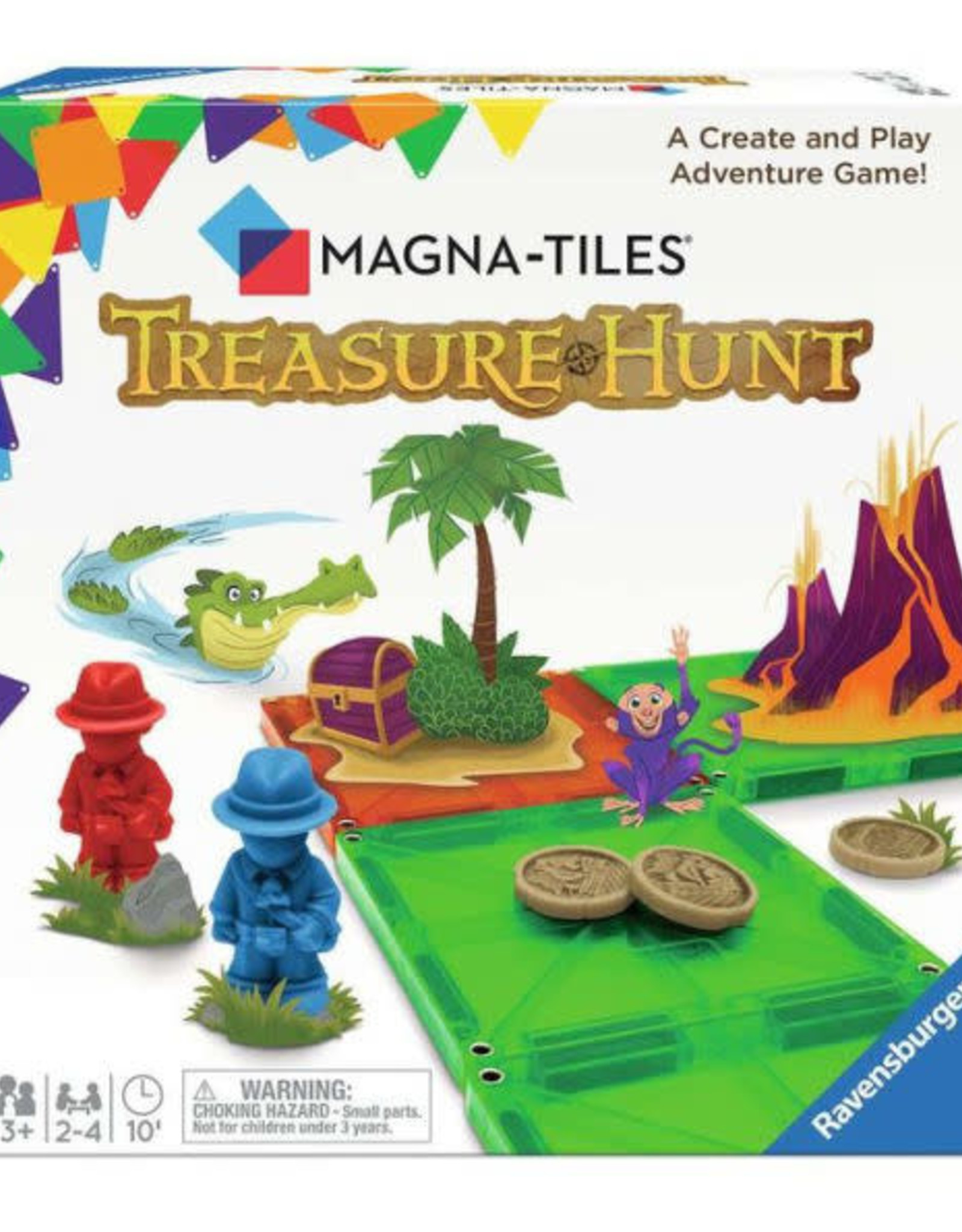 Ravensburger Magna-Tiles Treasure Hunt