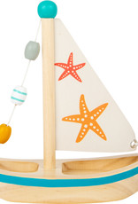 Small Foot Water Toy Sailboat Starfish