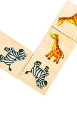Small Foot Safari Domino