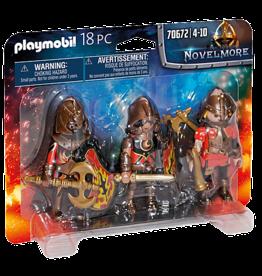 Playmobil PM Burnham Raiders Set