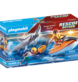 Playmobil PM Shark Attack Rescue