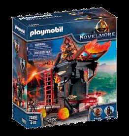 Playmobil PM Burnham Raiders Fire Ram