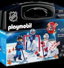 Playmobil PM Carry Case NHL Shootout