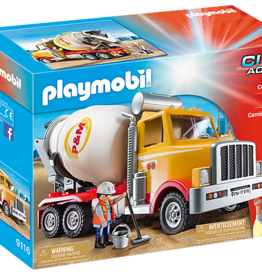 Playmobil PM Cement Truck