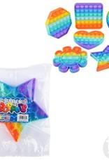 The Toy Network Pop It Rainbow