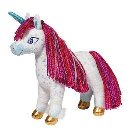 Douglas Unicorn Uni Yarn Hair
