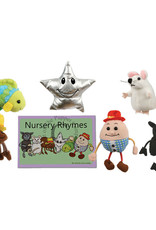 The Puppet Company Puppet Nursery Rhyme Set