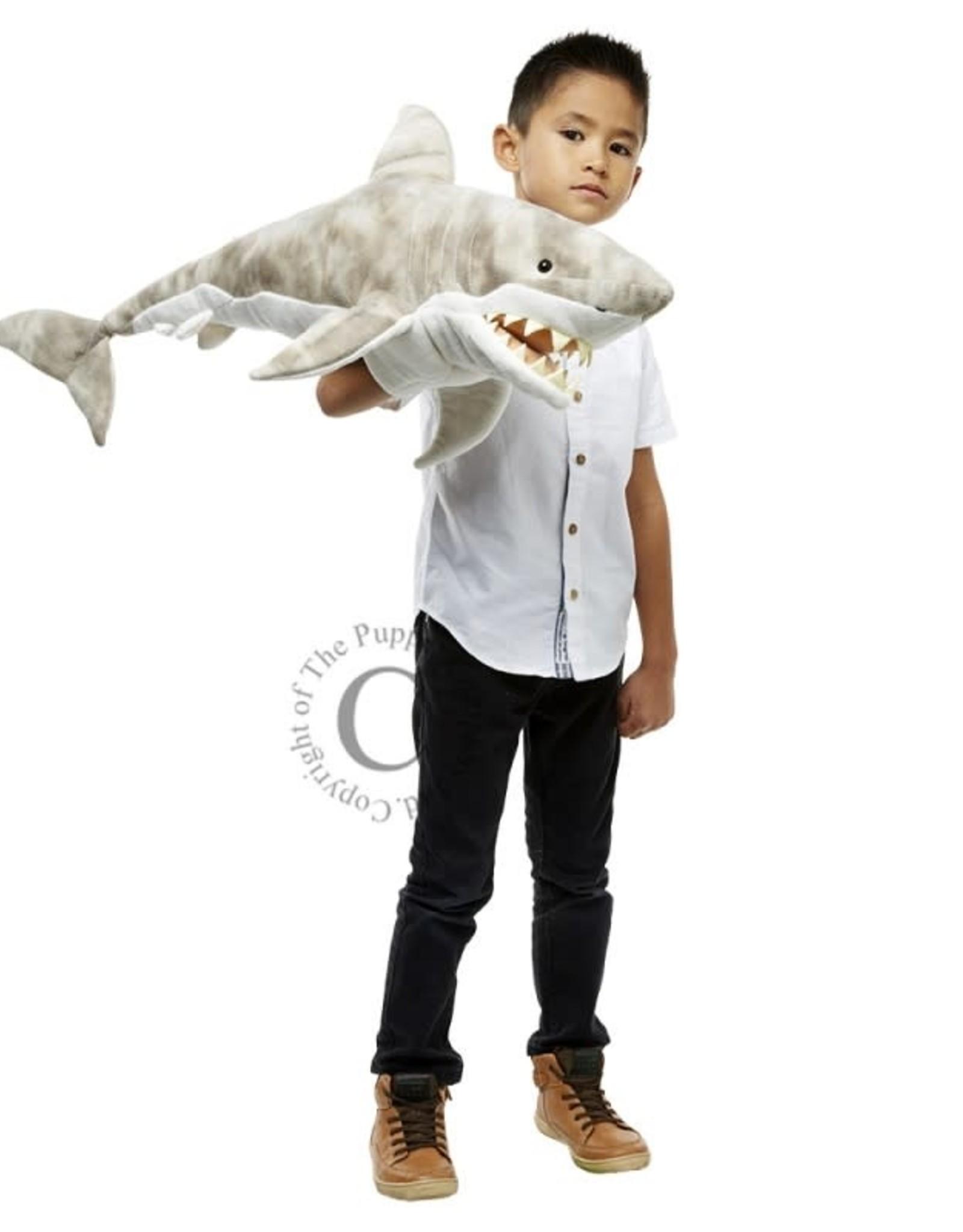 The Puppet Company Puppet Plush Large Shark