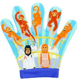 The Puppet Company Song Mitt Five Little Monkeys