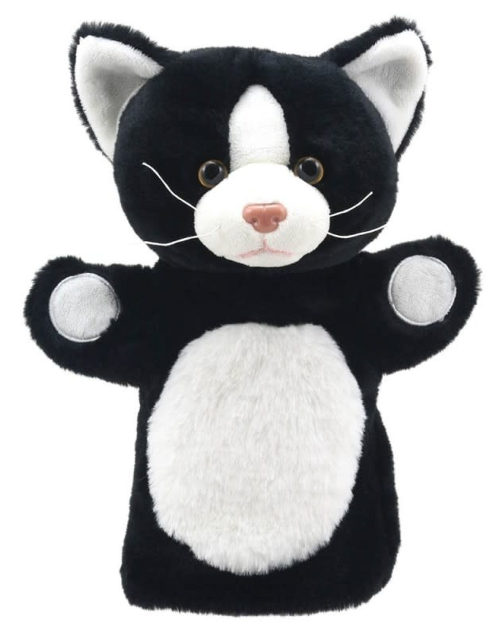 The Puppet Company Puppet Cat Black & White