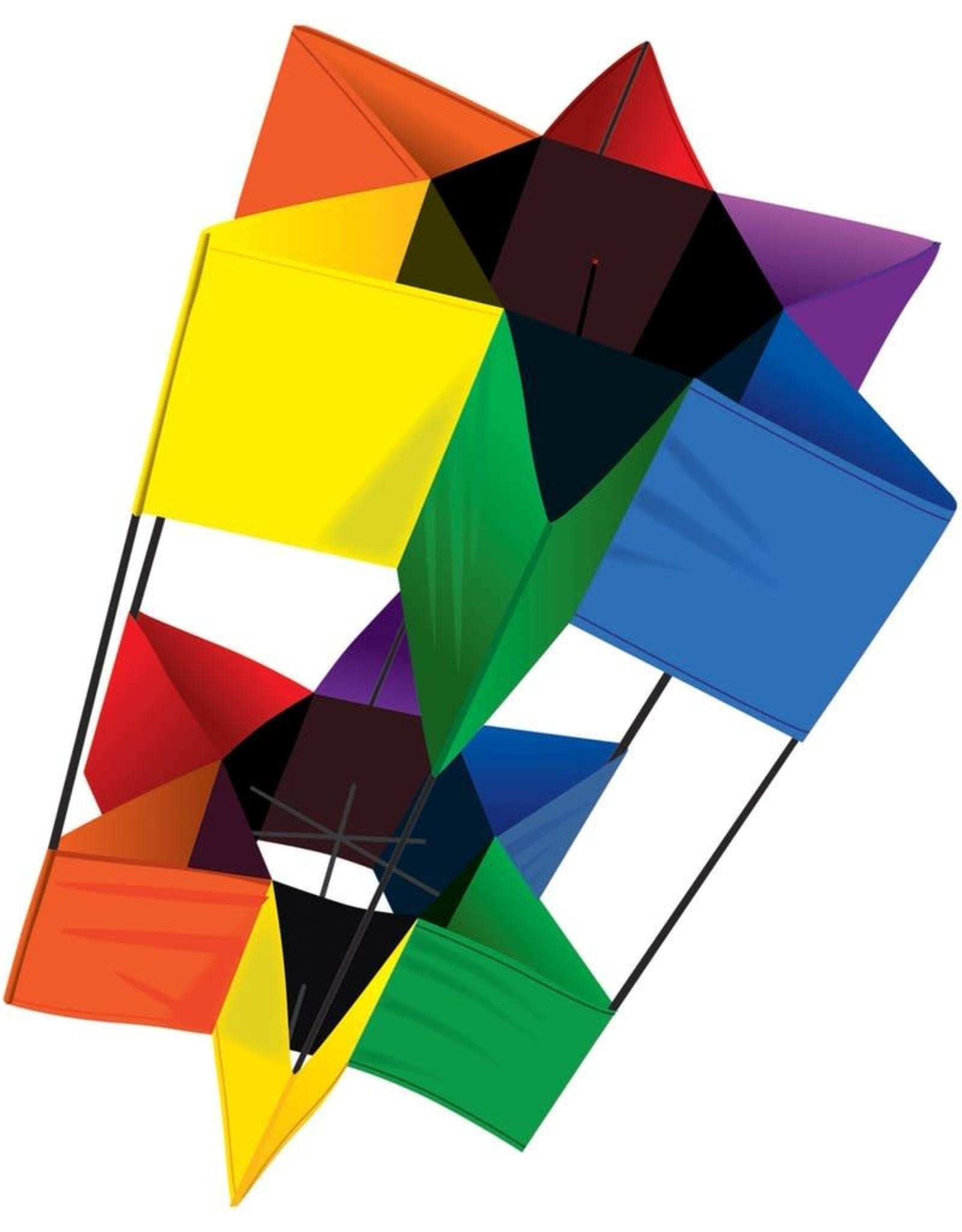 "WindnSun 36"" Star Box Kite"
