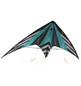 WindnSun Stunt EZ Sport Teal Stripe