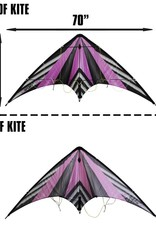WindnSun Stunt EZ Sport Purple Stripe