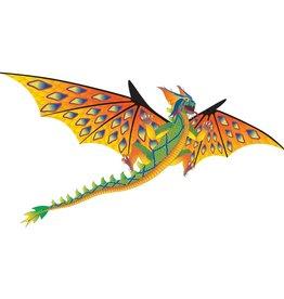 WindnSun 3D Dragon Green