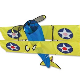 Premier Shaped Plane Blue w Stars