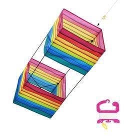 WindnSun Box Kite Classic Square