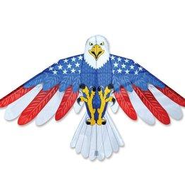 Premier Shaped Patriotic Eagle