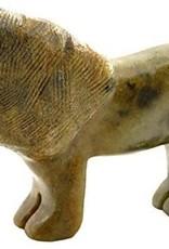Studiostone Creative Soapstone Carving Kit Duo Lion/Elephant