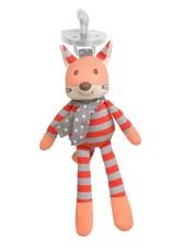 Apple Park Organic Farm Buddy Pacifier Frenchy Fox