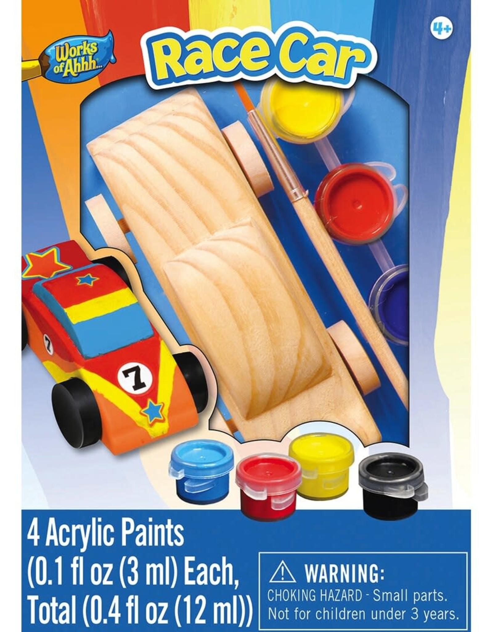 Works of Ahhh Paint Kit Race Car