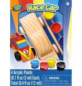 Works of Ahhh Paint Kit Race Car