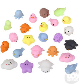 The Toy Network Mochi Animal Squeeze Toys
