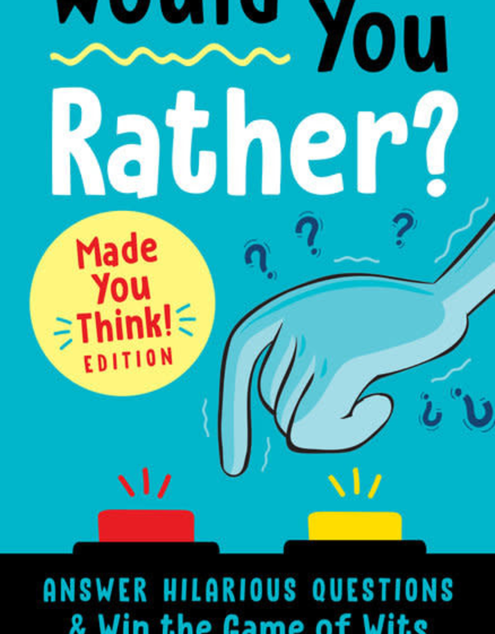 Penguin Random House Would You Rather