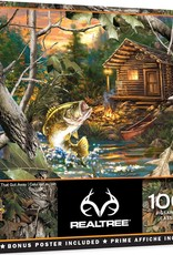 Master Pieces 1000pc RealTree The One That Got Away