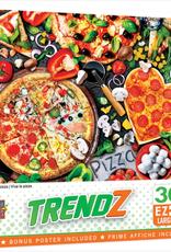Master Pieces 300pc  Viva la Pizza EzGrip