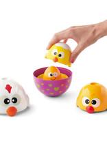 Kidoozie Chicken 'n Egg Stackers