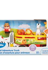 Kidoozie Animal Adventure Truck
