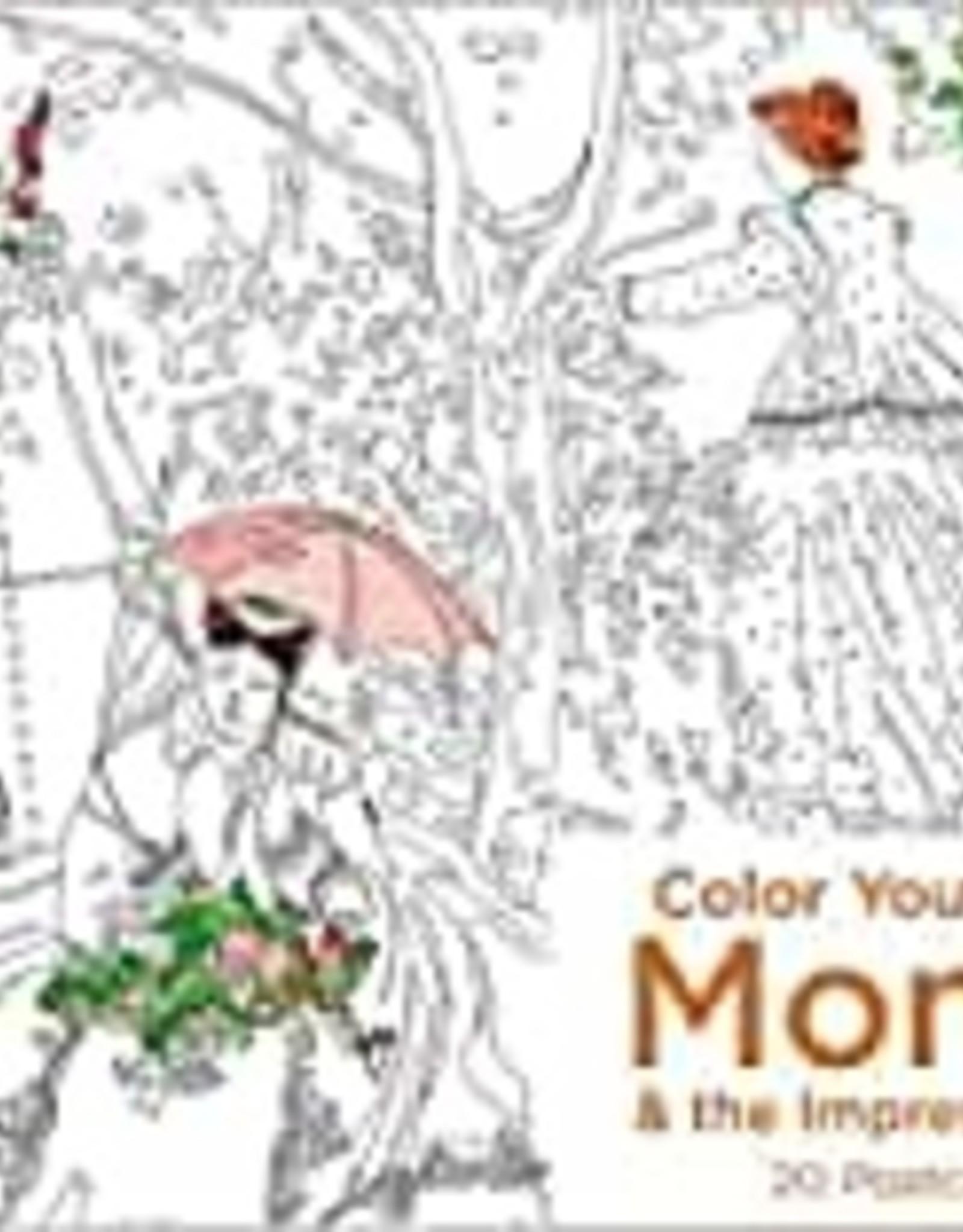 Color Your Own Monet