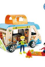 Hape Adventure Van Doll House