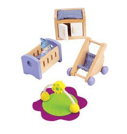 Hape Baby's Room Doll House