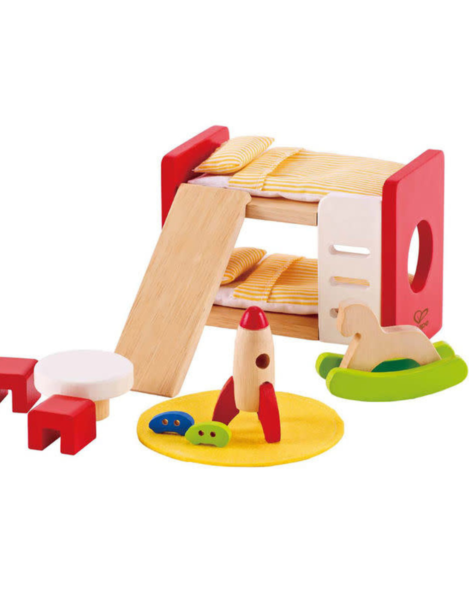 Hape Children's Room Doll House