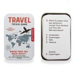 Kikkerland Travel Trivia Game