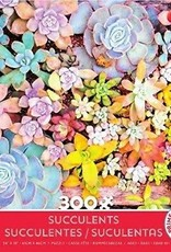Ceaco 300pc Succulents Red Box