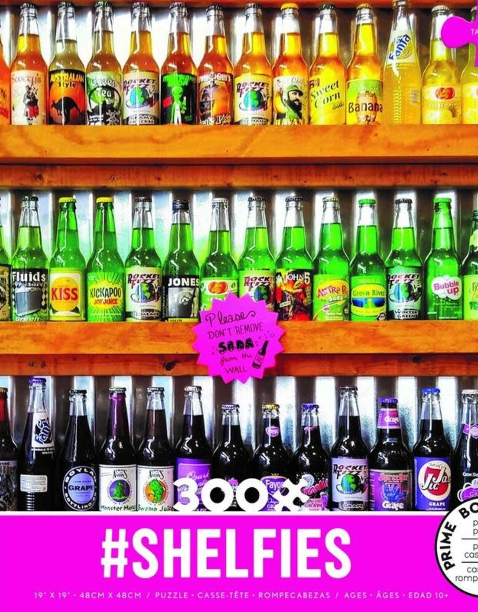 Ceaco 300pc Shelfies Puzzle Drinks