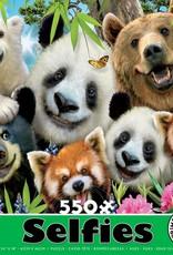 Ceaco 550pc Selfies Green Box