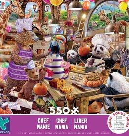 Ceaco 550pc Chef Mania