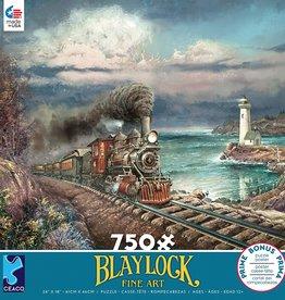 Ceaco 750pc Blaylock Train Blue Box