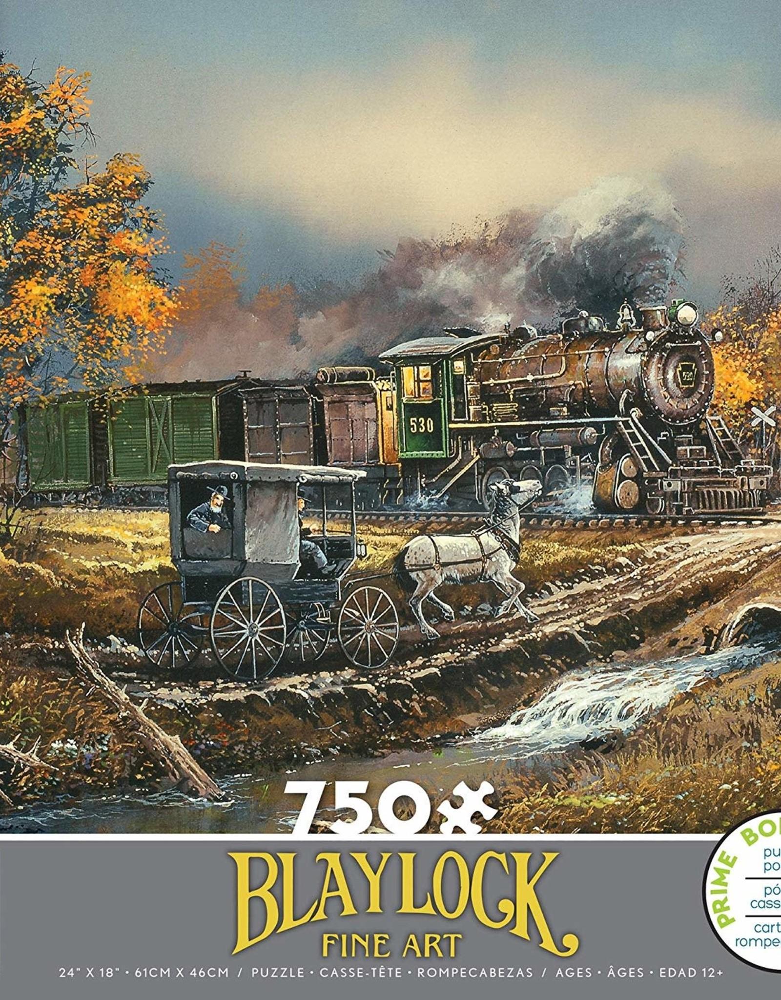 Ceaco 750pc Blaylock Train Gray Box