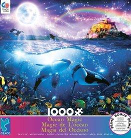Ceaco 1000pc Ocean Magic Orcas