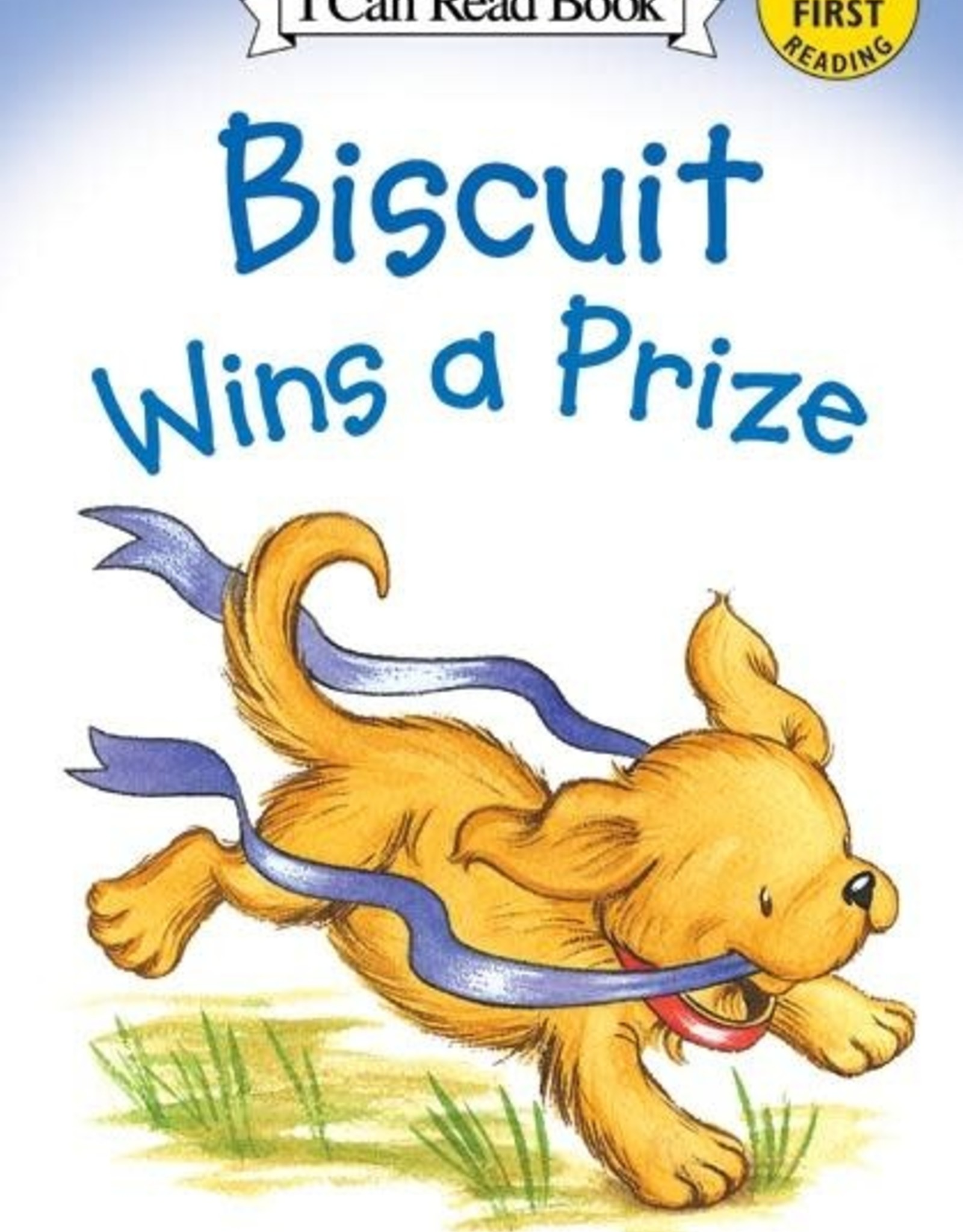 I Can Read! Biscuit Wins a Prize