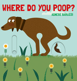 Penguin Random House Where Do You Poop