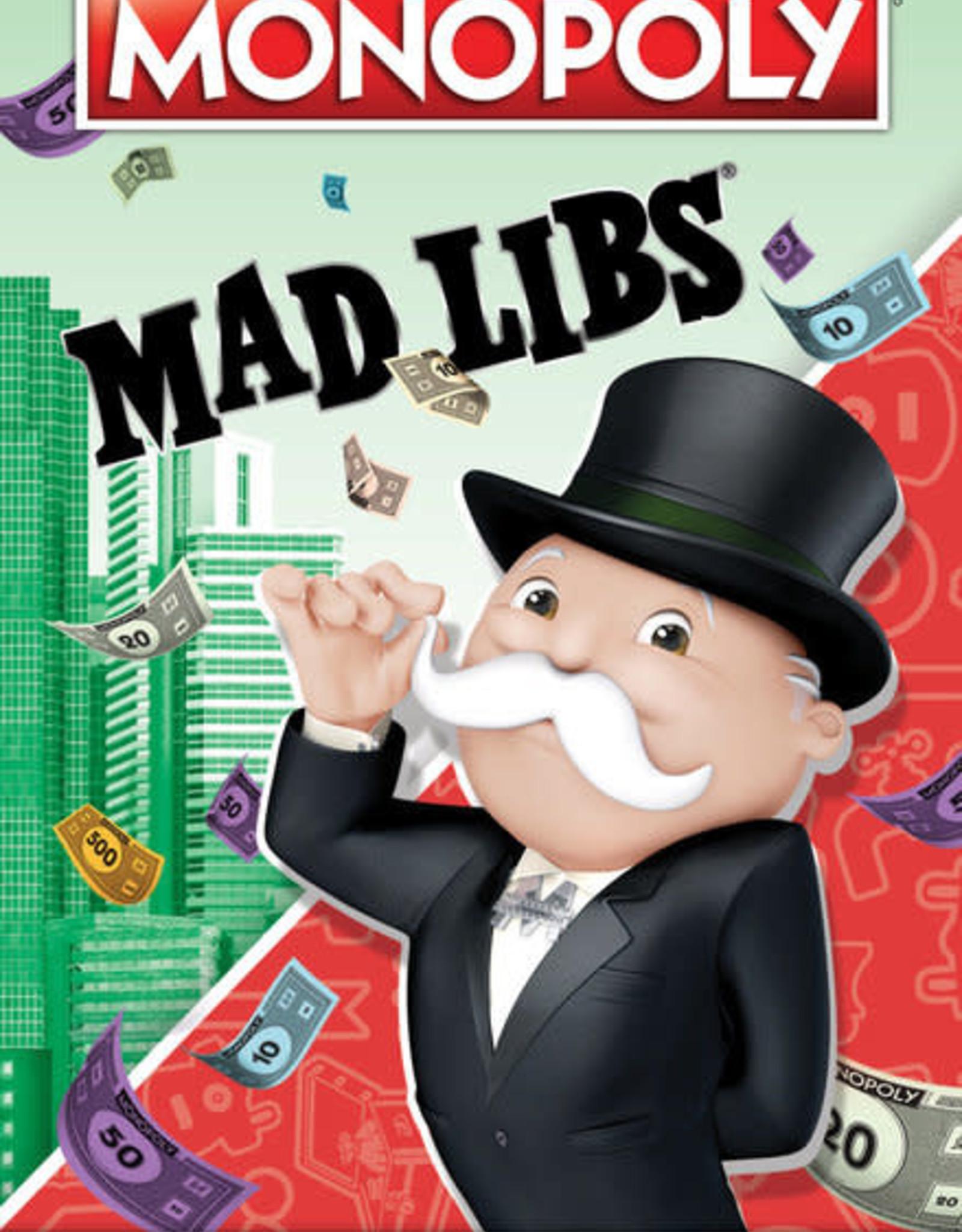 Mad Libs Mad Libs Monopoly