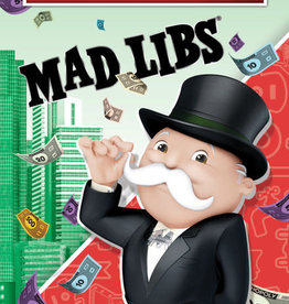 Mad Libs Mad Libs Monopoly
